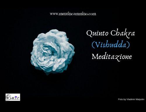 Quinto Chakra meditazione