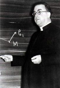 Lemaitre científico y creyente