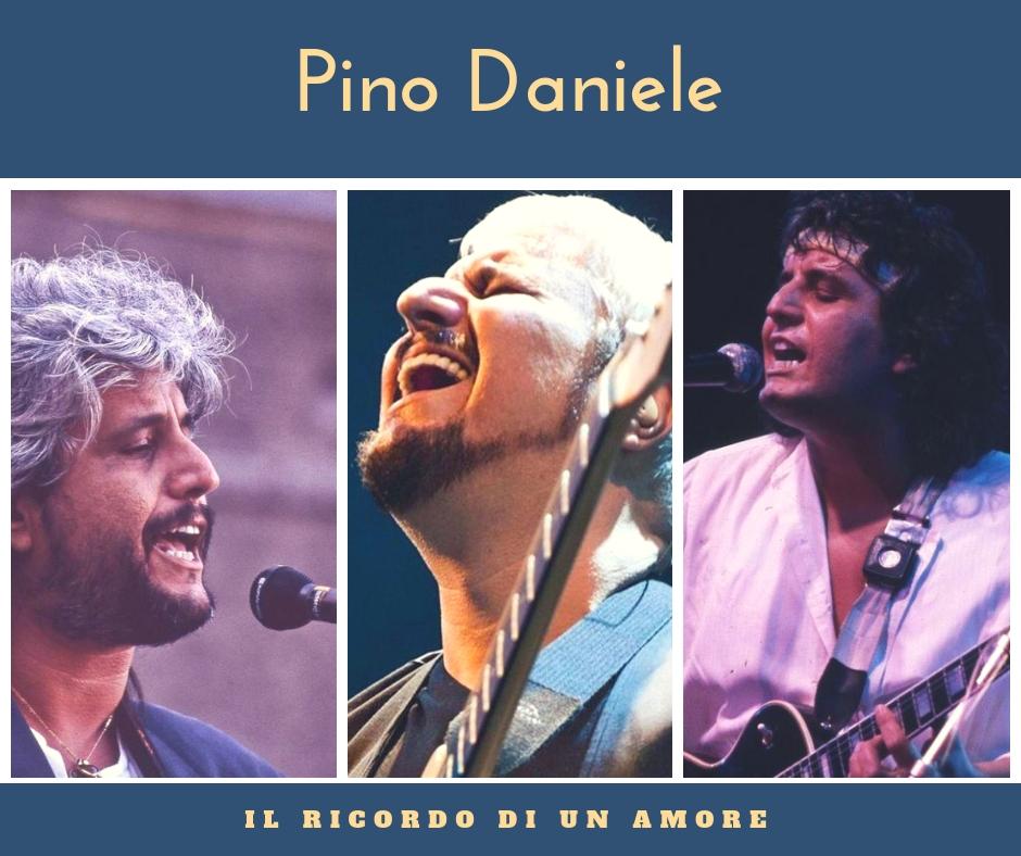 Pino Daniele, il ricordo di un amore