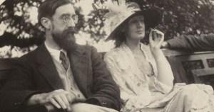 Virginia Woolf e il marito