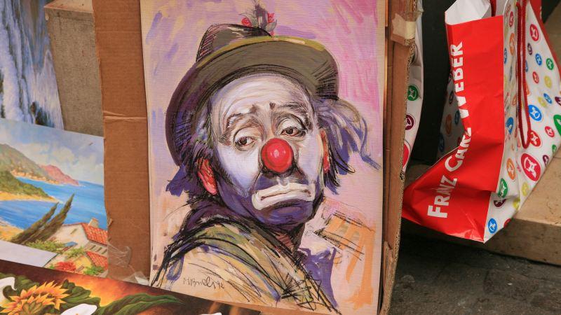 L'esistenza di un clown: da Heinrich Boll a Joker
