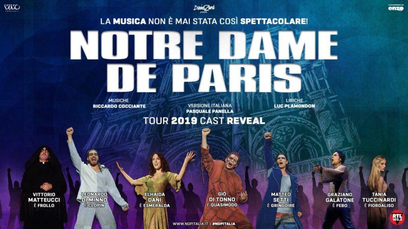 Notre Dame De Paris: la pietra si fa statua, musica e poesia
