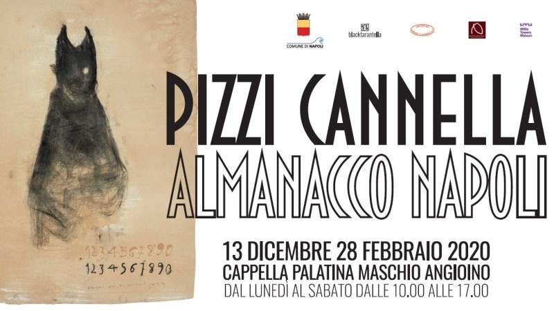 """""""Almanacco Napoli"""": arriva al Maschio Angioino la rassegna di opere su carta di Pizzi Cannella"""