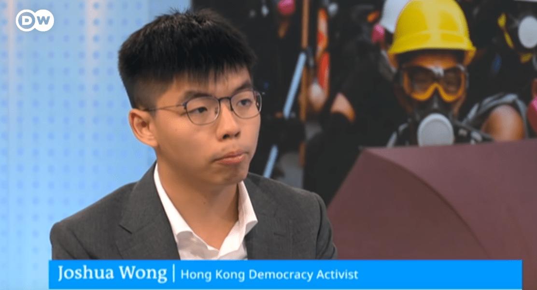 joshua wong hong kong