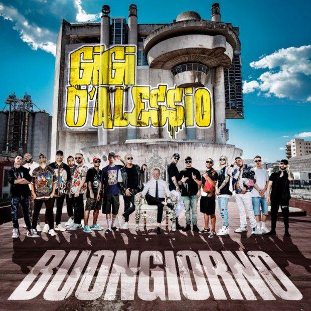 """Gigi D'Alessio: """"Buongiorno"""" è l'album più venduto della settimana, online il video della title track"""