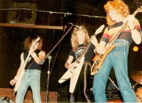I Metallica: le tavole della legge dell'heavy metal