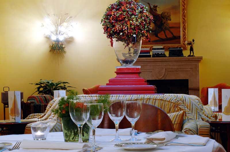 I Duchi restaurant