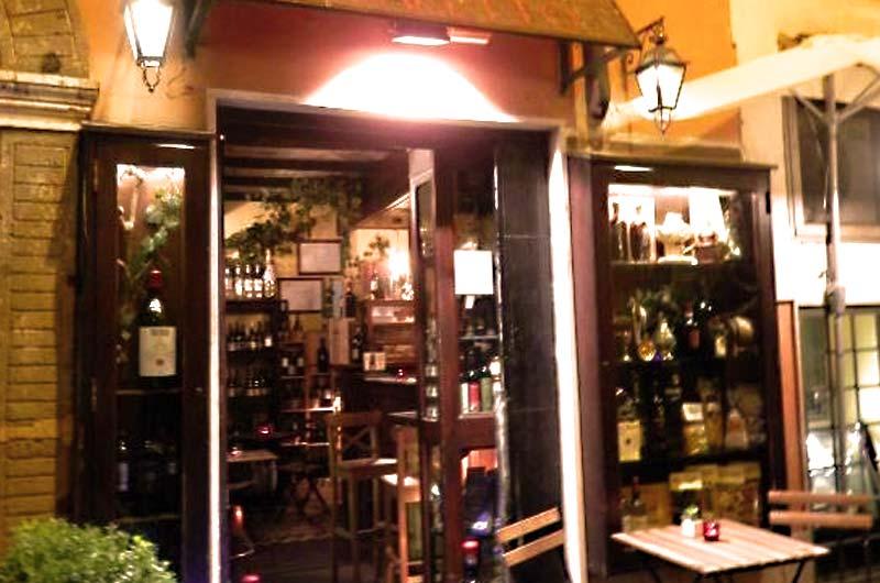 Wine Bar Cesaretto