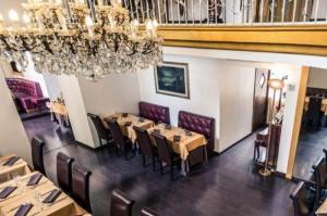 Trinità de' Monti ristorante a roma
