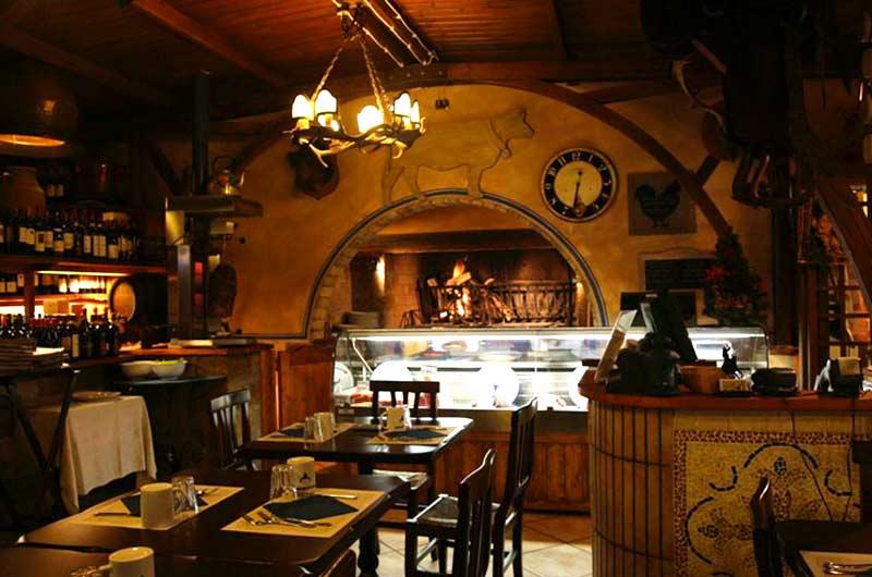 Wild West Steak House