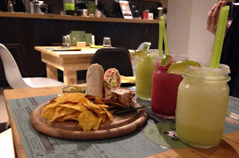 We Food, ristorante a roma