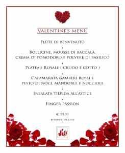 san valentino the jko' restaurant