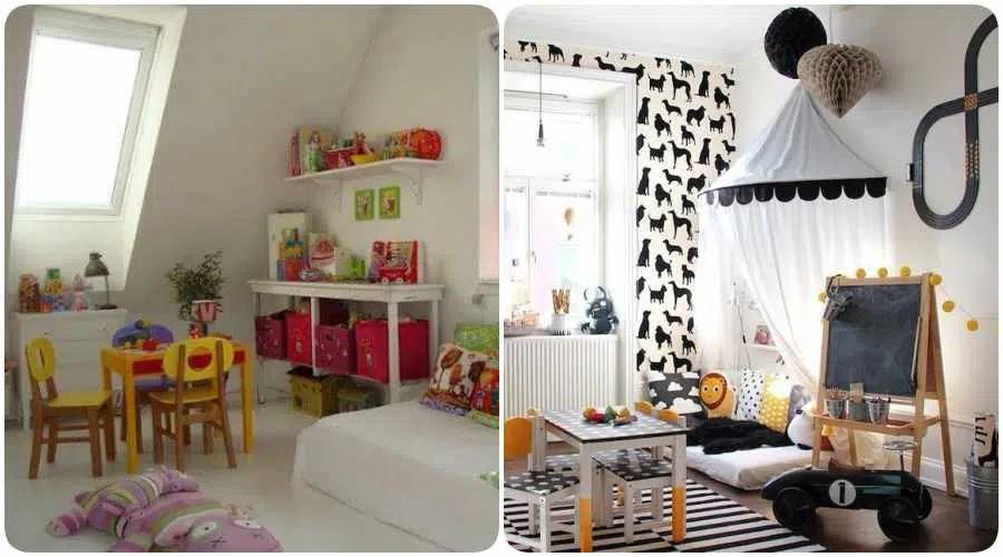 Cmo decorar una habitacin segn la pedagoga Montessori