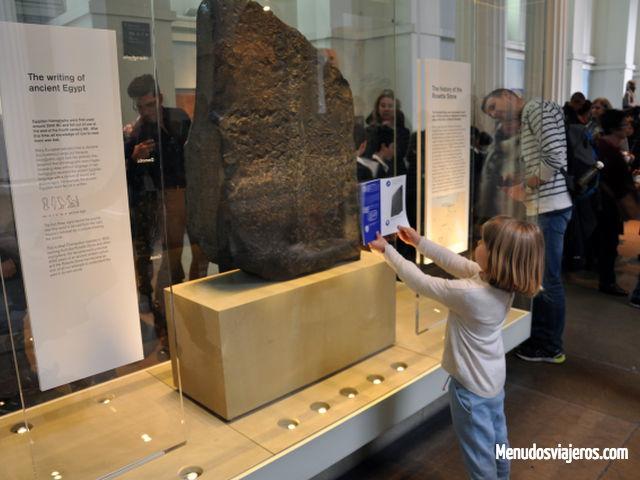 Visitar el British Museum con nios  Menudos viajeros