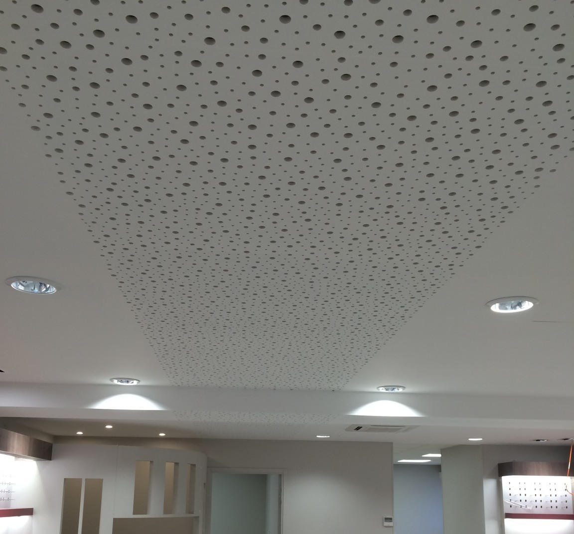Plafond Perfor Menuiserie Willy Letombe
