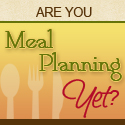 Are you Meal Planning Yet?