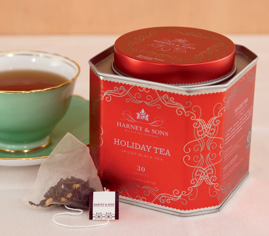 Holiday Tea from Harney  Sons