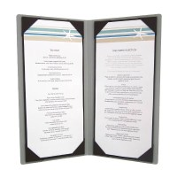 Restaurant menu holders / wine list / custom menus