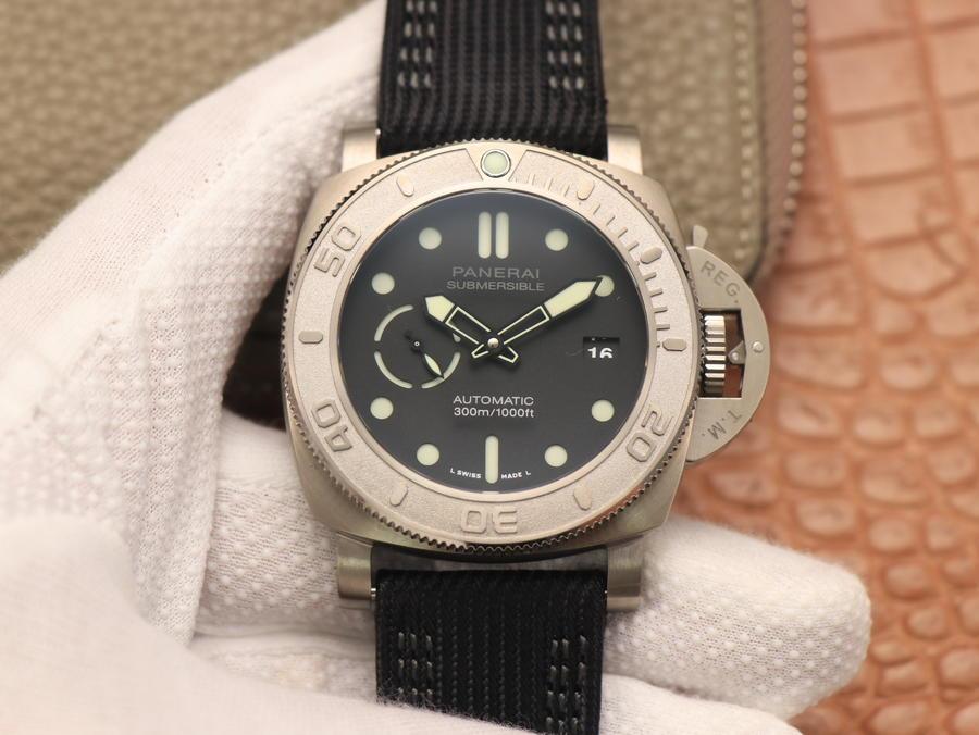 VS Factory Replica Panerai PAM 984 Mike Horn Limited Edition Titanium Watch with Super Clone P.9010 – Mens Replica Watches Club