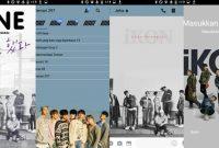 download tema line ikon
