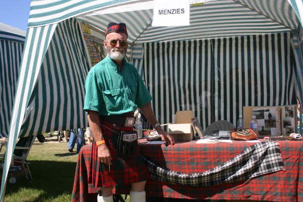 Clan Menzies Home Stuart Menzies