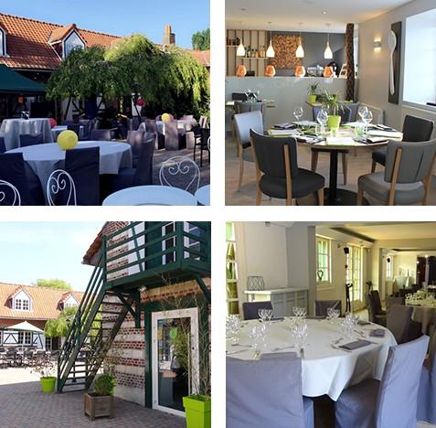 Restaurant Le Hameau De La Becque.1559055346