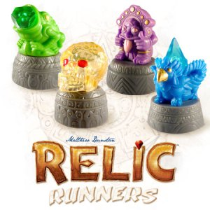Relic Runners (Image by Days of Wonder)