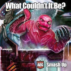 Smash Up! Science Fiction Double Feature (Image by Alderac Entertainment)