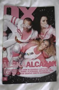 QX Cover Alcazar