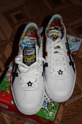 Tokidoki+Onitzuka Tiger: le scarpe