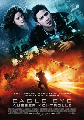 Eagle Eye - Locandina