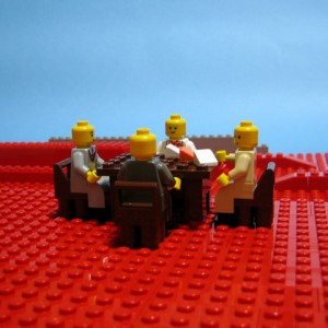 Muse - Black Holes and Revelations (Lego)