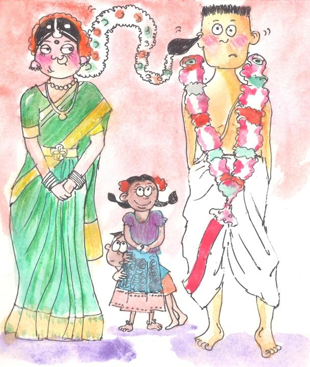 Getting Chosen as a Life Partner- The Tambrahm Way