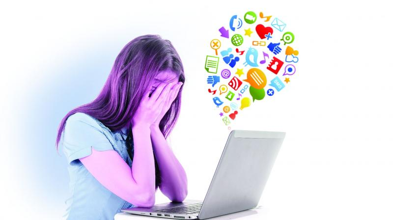 Feeling Depressed? Blame the Time You Spend on Social Media