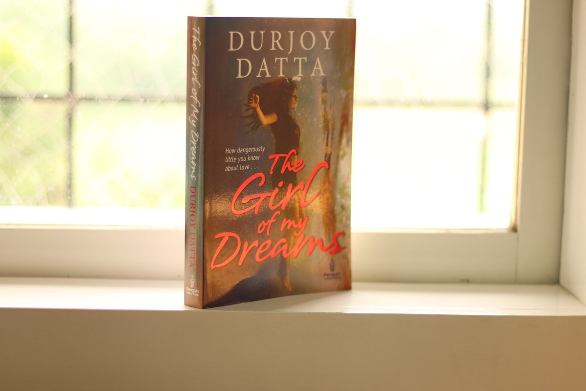 Book Review: The Girl of My Dreams By Durjoy Dutta