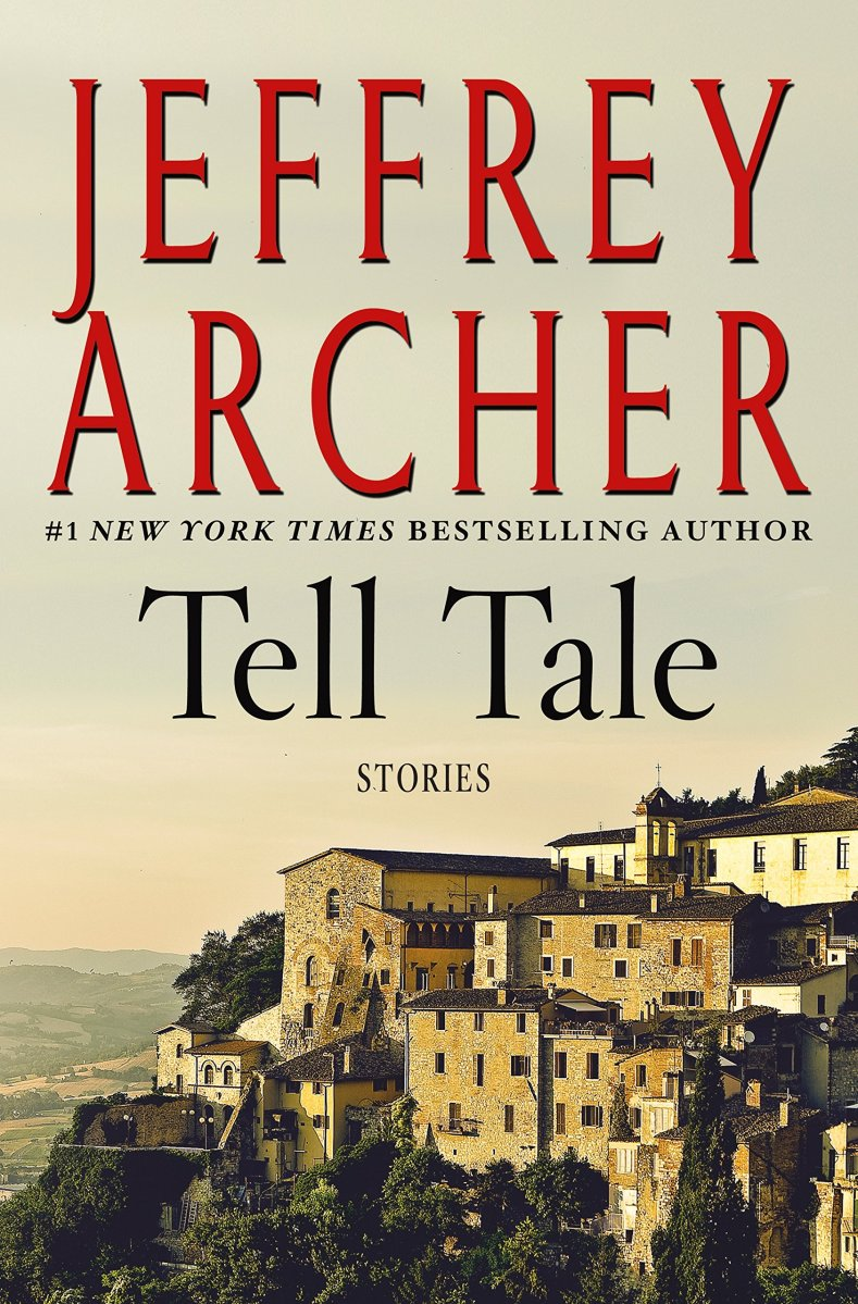 Tell Tale- By Jeffrey Archer