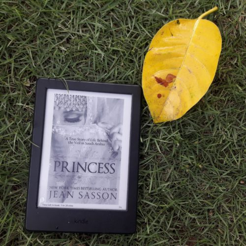 Princess- A True Story of Life Behind the Veil in Saudi Arabia #AtoZChallenge