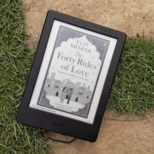 Rules and Rumi in The Forty Rules of Love #AtoZChallenge