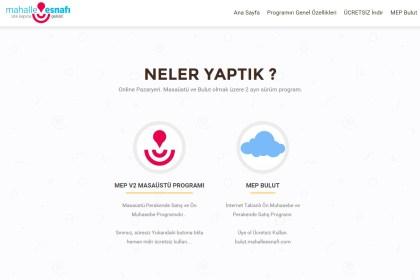 Yeni Güncelleme : MEP V2.2.7