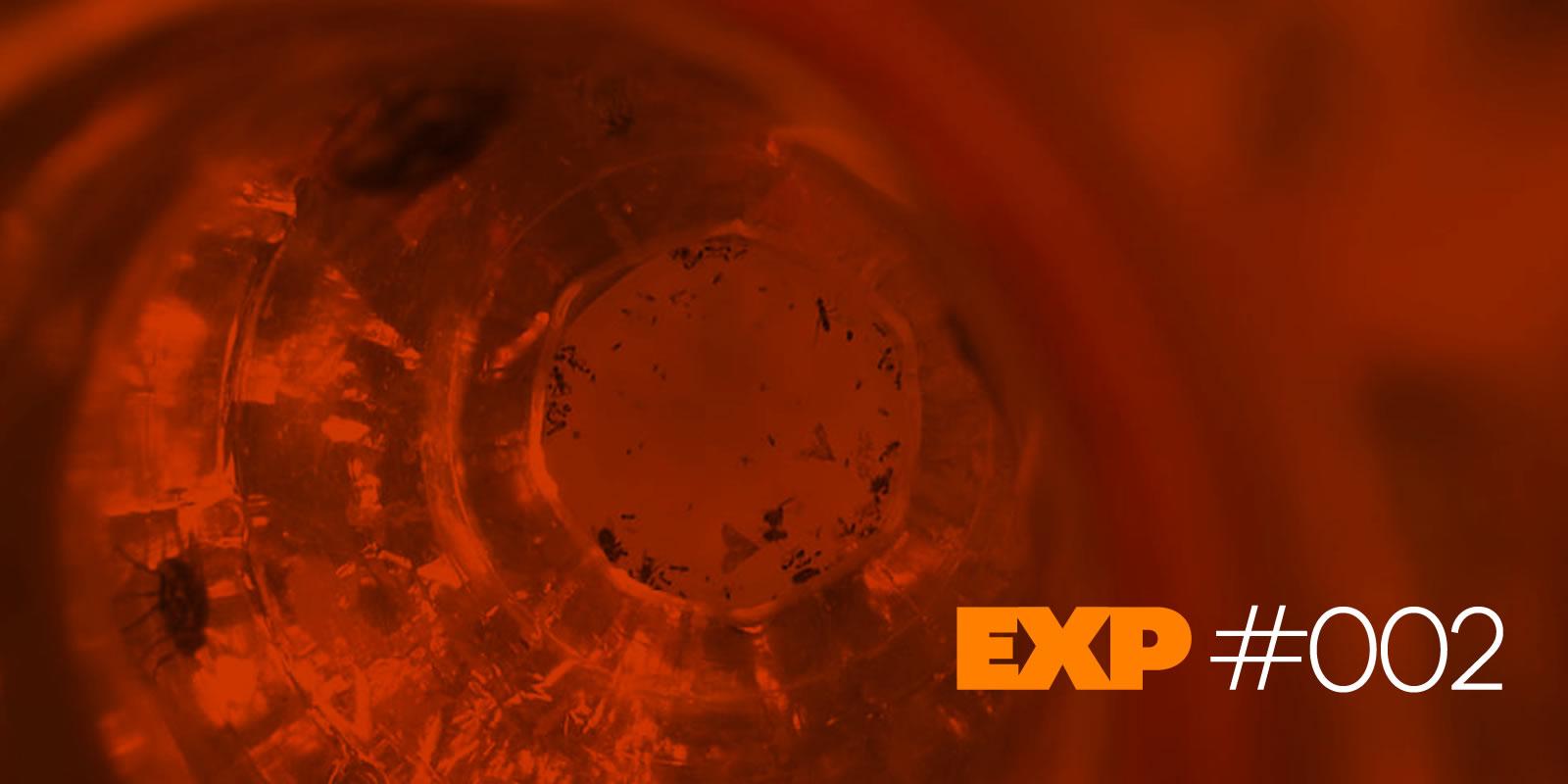 Experiências dos estudantes #002 – Captura de insetos praga nos citrus