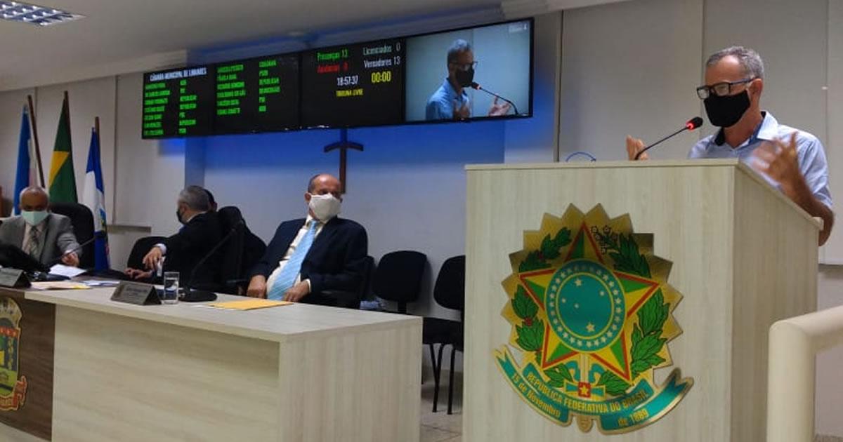 Escolas realizam prestação de Contas na Câmara de Linhares
