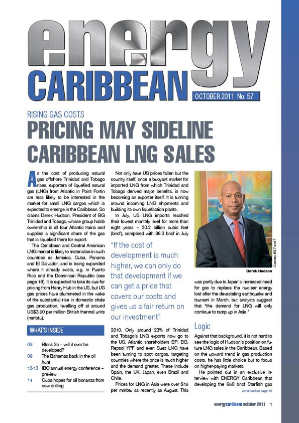 ENERGY Caribbean issue 57 cover