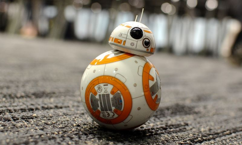 BB8 ▷ El Robot de Star Wars