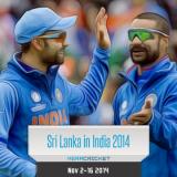 India amass 404 runs and beat Sri Lanka by 153 runs in 4th ODI
