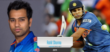 Rohit Sharma sets World Record 264 Highest ODI Score