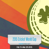 Ireland Name Final 15 Man Squad for Cricket World Cup 2015