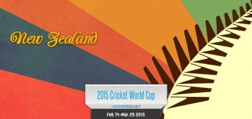 New Zealand Cricket Team World Cup Cricket 2015