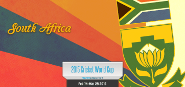 South Africa Cricket Team World Cup Cricket 2015