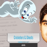 Pakistan cricketer Haris Sohail sees ghost and misses game