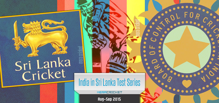 India Sri Lanka Cricket Series 2015